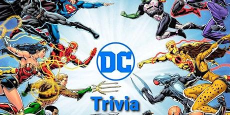 Virtual DC Comics Trivia tickets
