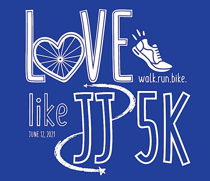LOVE like JJ 5K image