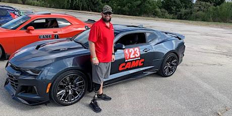 Military & Veteran High Performance Driving Events in Hampton, GA tickets