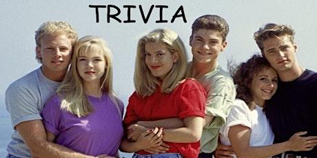 Beverly Hills 90210 Trivia Fundraiser (live host) via Zoom (EB) tickets
