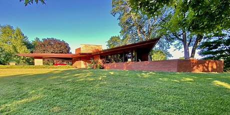 Mid-Century Modern in Iowa: Virtual tours of architect-designed homes tickets