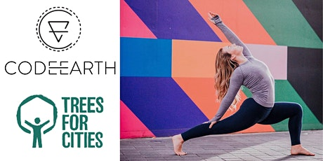 Yoga Fundraiser for Trees For Cities tickets