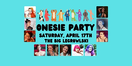 Onesie Party tickets