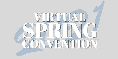 NHSA Virtual Convention | April 17 biglietti