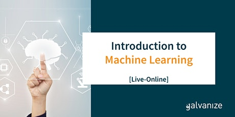 Introduction to Machine Learning [Live-Online] tickets