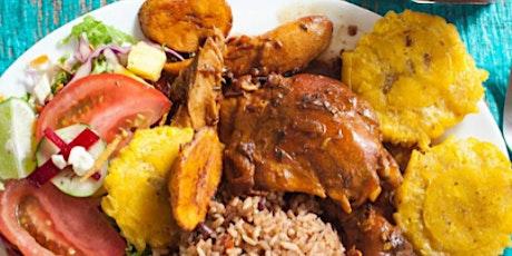 Online Class: Tropical Escape: Caribbean Jerk Chicken Feast tickets