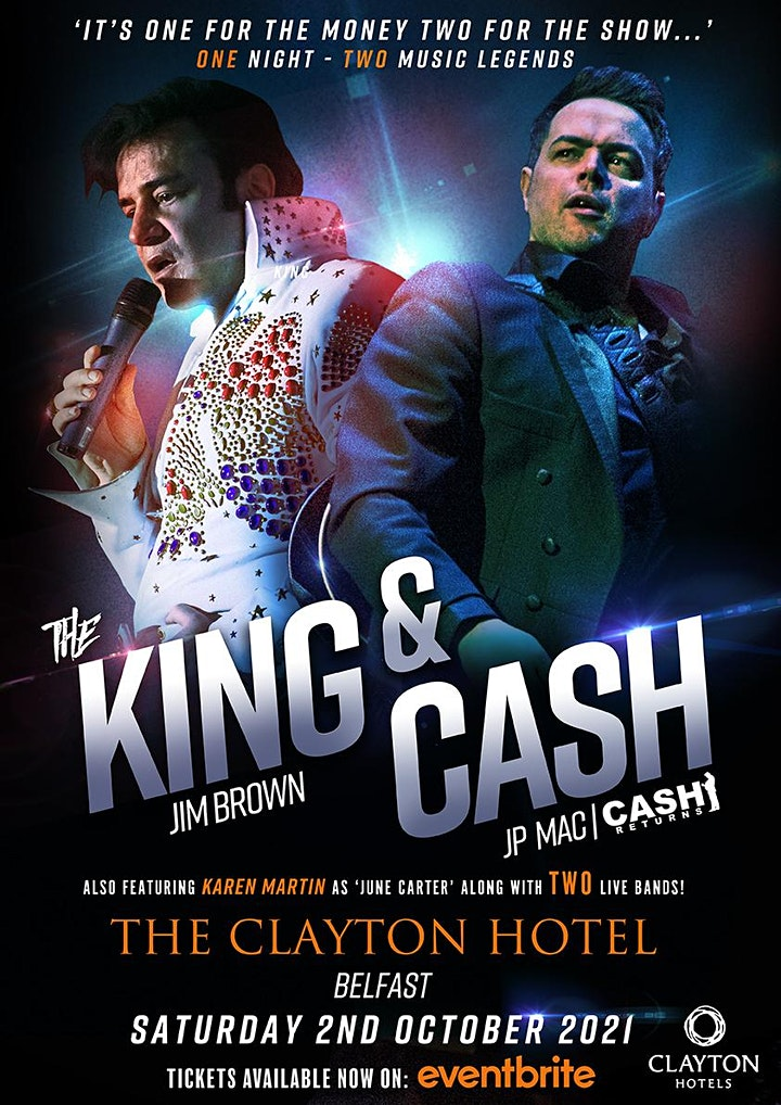 The King & Cash Show image