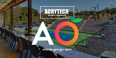 PPA Atlanta Open Pickleball Tournament presented by Acrytech tickets