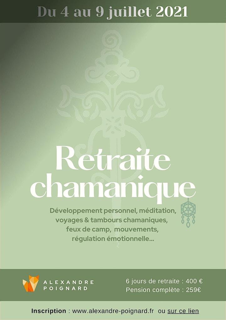 Image pour Retraite Chamanique
