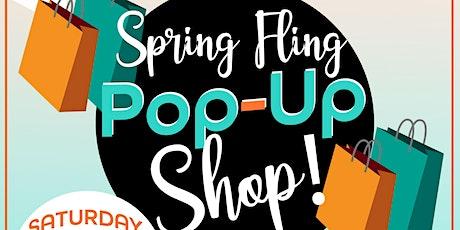 Denise Uniforms Unlimited Spring Fling Pop Up Shop tickets
