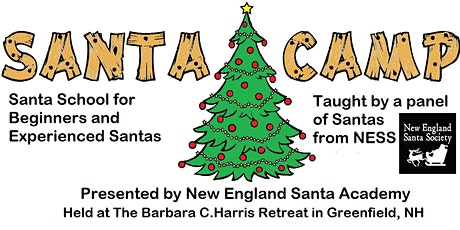 Santa Camp 2021 - A School for Santa, Mrs. Claus & the Elves tickets