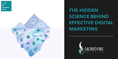 The Hidden Science Behind Effective Digital Marketing tickets