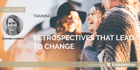 Retrospectives That Lead To Change tickets