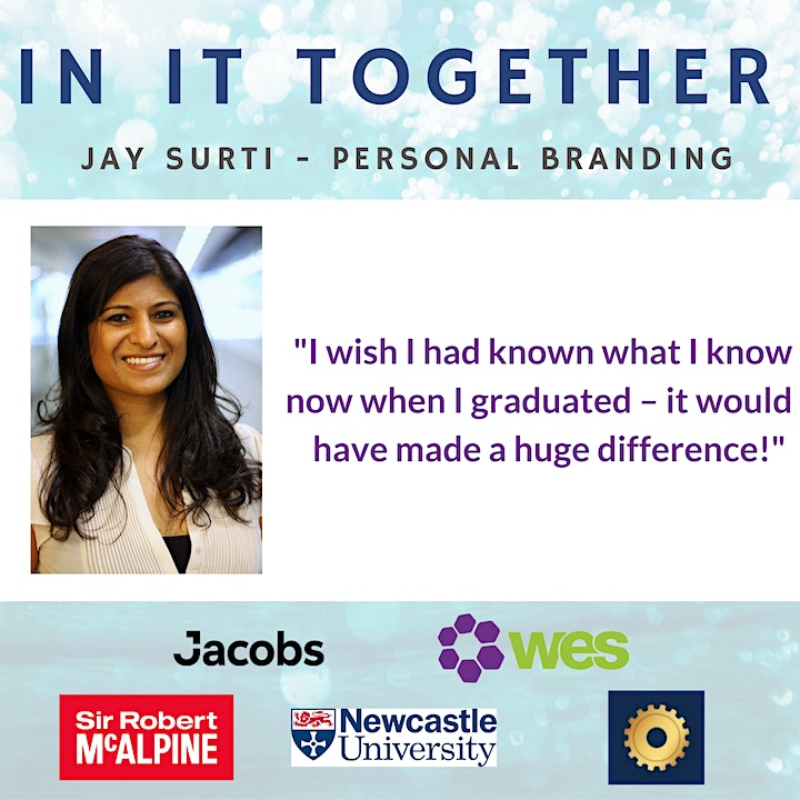 In It Together - Personal Branding image