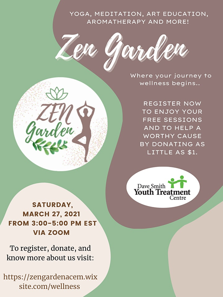 The Zen Garden - 'Your Journey to Wellness' image