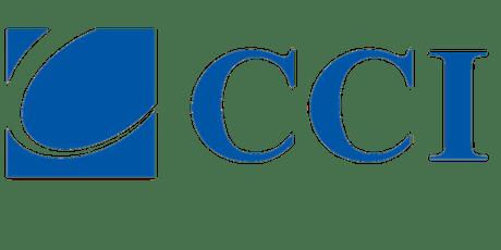 CCI 2021 Spring Webinars tickets