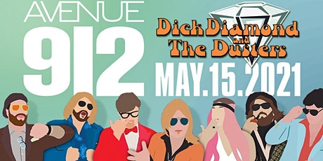 Dick Diamond  and the Dusters (With Special Guest tickets