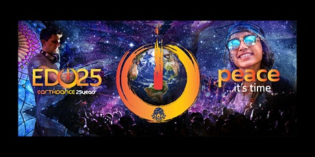 Earthdance 25 VIrtual Event Creator Registration   2021 tickets