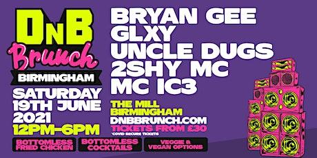 DnB Brunch - Birmingham tickets