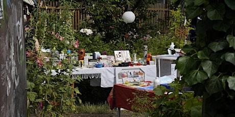 Frühlingsmarkt im Garten mit Hygienekonzept tickets