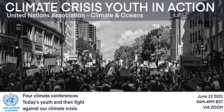 Our Climate Crisis: Youth in Action tickets