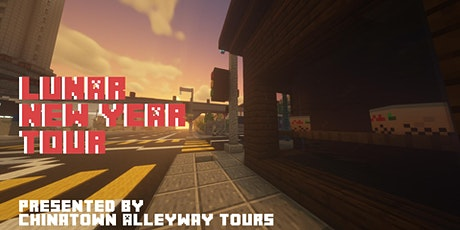 Minecraft Chinatown Alleyway Tour tickets