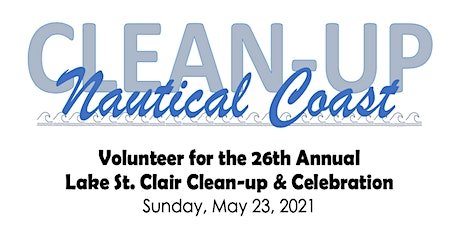 26th Annual Nautical Coast Cleanup tickets