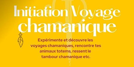 Voyage chamanique - Animaux totem billets