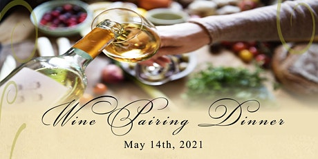 Stringer Cellars Wine Dinner tickets