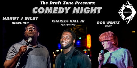Comedy Night at The Draft Zone tickets