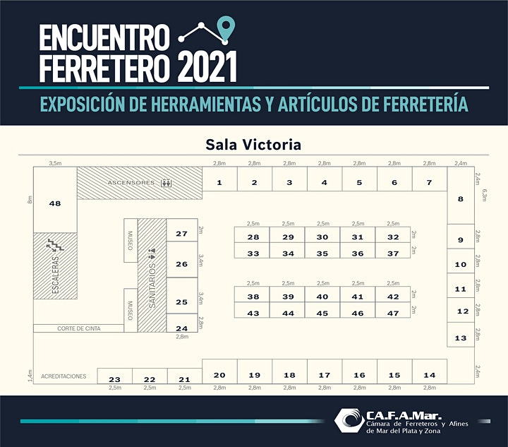 Imagen de ENCUENTRO FERRETERO - Mar del Plata - 2021