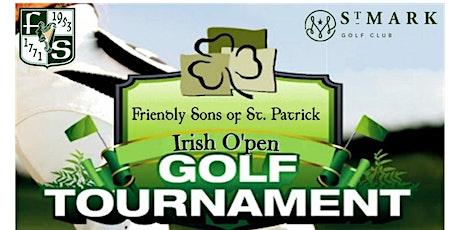 Irish O'pen Golf Tournament tickets