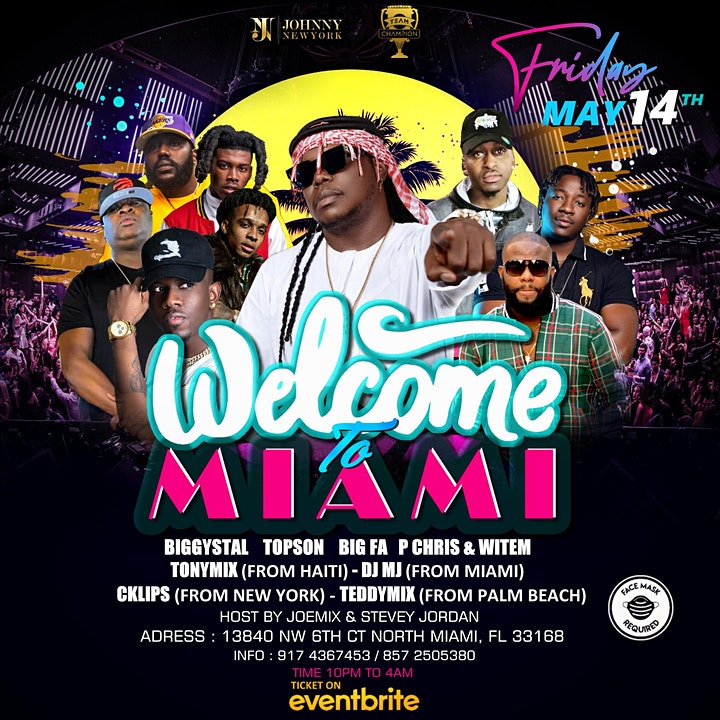 Welcome To Miami image
