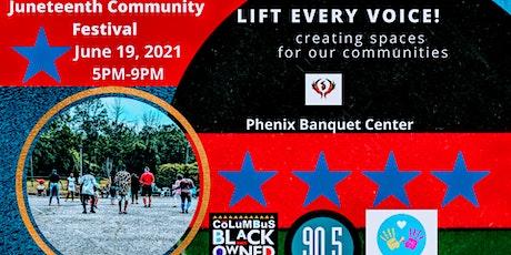 Juneteenth Community Festival tickets