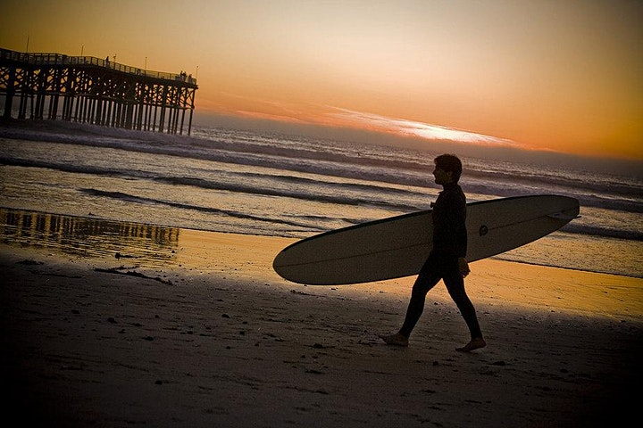 San Diego Life at the  beach tour image