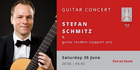 GUITAR CONCERT Stefan Schmitz live tickets