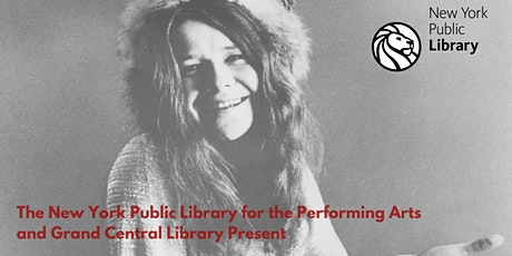 """NYPL LP Record Club: Janis Joplin """"Cheap Thrills"""" Discussion Group tickets"""