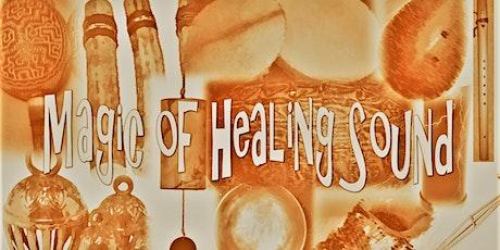 Magic of Medicine Healing Sounds  with Irma StarSpirit Turtle Women tickets