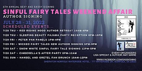 #SaSS22 Sinful Fairy Tales Weekend Affair tickets