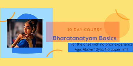 Bharatanatyam- Beginner lessons entradas
