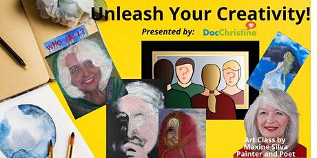 Are You a Picasso or A VanGogh? - Discover Your Authentic Self by Painting! tickets