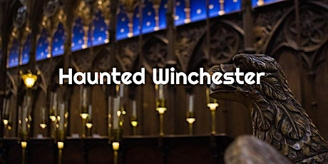 Haunted Winchester- Online talk tickets