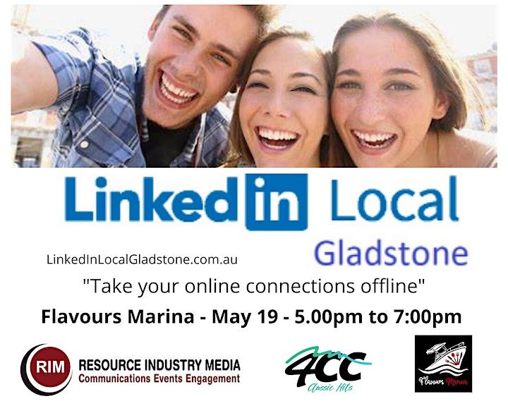 LinkedIn Local Gladstone image