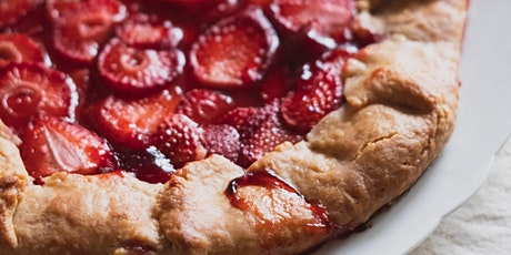 Kids Baking: Fruit Galettes for Mother's Day (Interactive - Virtual) tickets