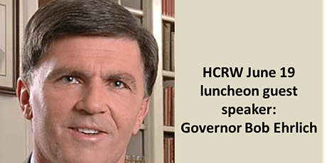 HCRW June Monthly Luncheon tickets