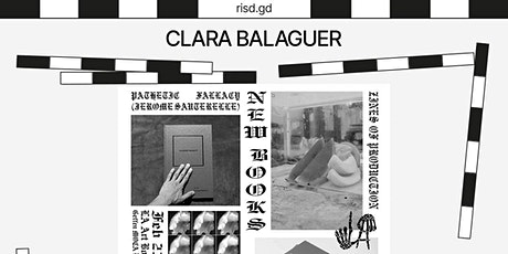 Spring Speaker Series: Clara Balaguer tickets
