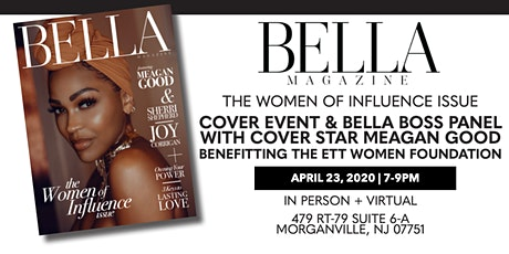 Women of Influence Cover Event featuring Meagan Good tickets
