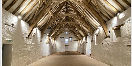 Yoga in the Medieval barn tickets