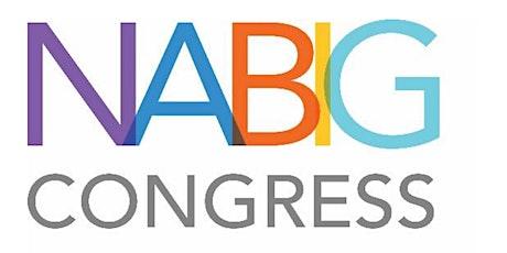 19th Annual NABIG Congress 2021 (June 17-19, 2021) tickets