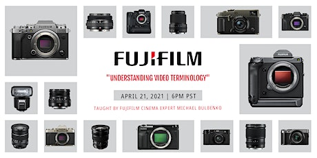 Understanding Video Terminology - Live Online tickets